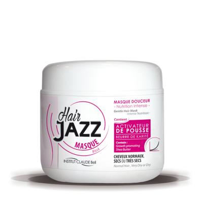 Hair jazz Masque - protecteur et accélérateur de pousse