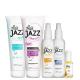 HAIR JAZZ set pour l'été: pour la protection et la pousse des cheveux