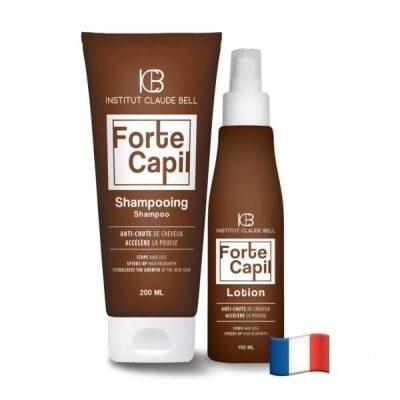 FORTE CAPIL Shampooing et lotion - contre la chute des cheveux