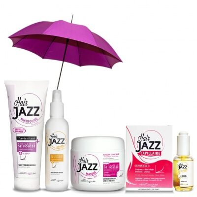 Hair Jazz set de l'automne